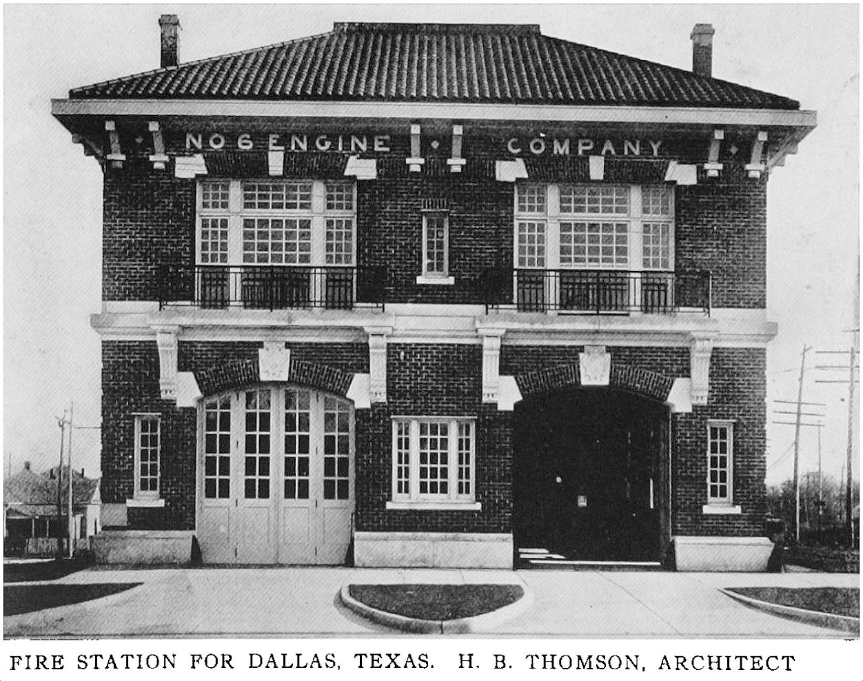 firehouse_no-6-engine_western-architect_july-1914