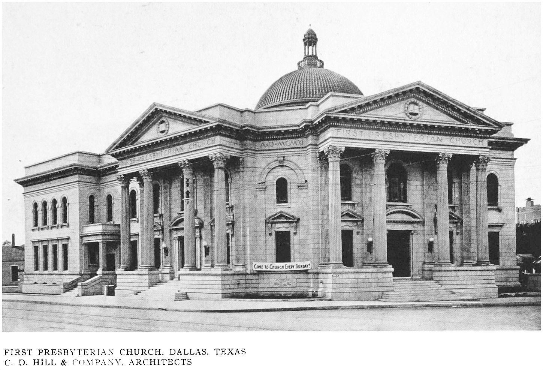 first-presbyterian-church_western-architect_july-1914