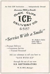 oak-cliff-ice_ad_OC-city-within-a-city_ca-1929_SMU