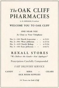 oak-cliff-pharmacy_ad_OC-city-within-a-city__ca-1929_SMU