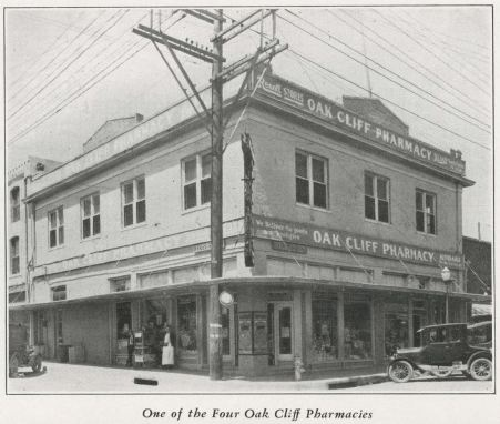 oak-cliff-pharmacy_OC-city-within-a-city_ca-1929_SMU