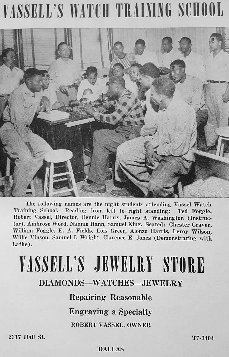 vassells-watch-training-school_negro-directory_1947