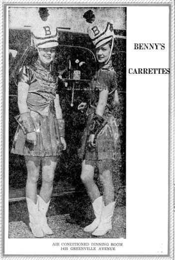 hillcrest-high-school-yrbk_1940_bennys-carrettes