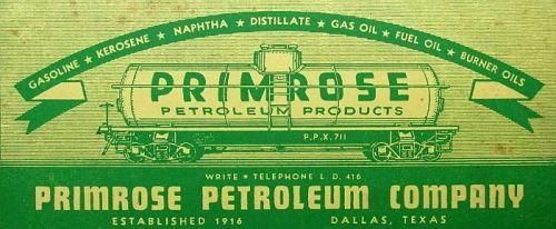 primrose-petroleum-company