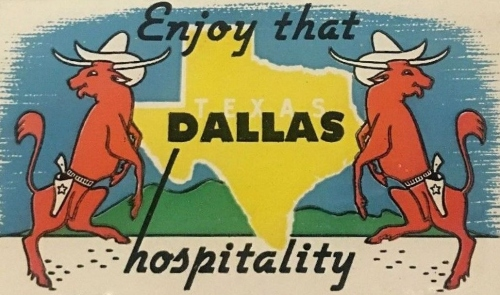 dallas-hospitality_matchbook-cover_ebay_b