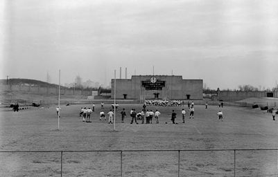 dal-hi-stadium_cobb-stadium_uc-practice-for-cotton-bowl_dec-1949