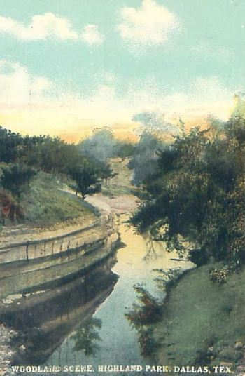 highland-park_charles-arnold_postcard_postmarked-1909