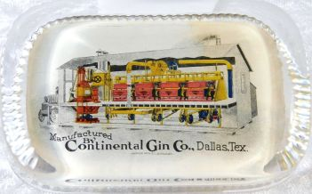 continental-gin-co_paperweight_ebay