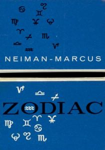 zodiac_matchbox_cook-collection_degolyer-library_SMU