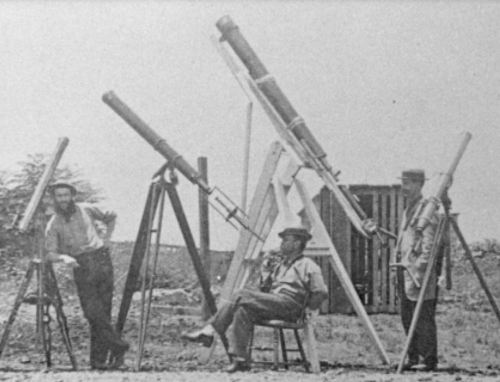 solar-eclipse_fort-worth_july-1878_portal_astronomers-1_det