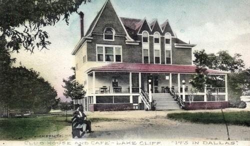 lake-cliff_club-house-cafe_postcard_ebay