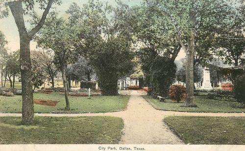 city-park_postcard_clogenson_ebay