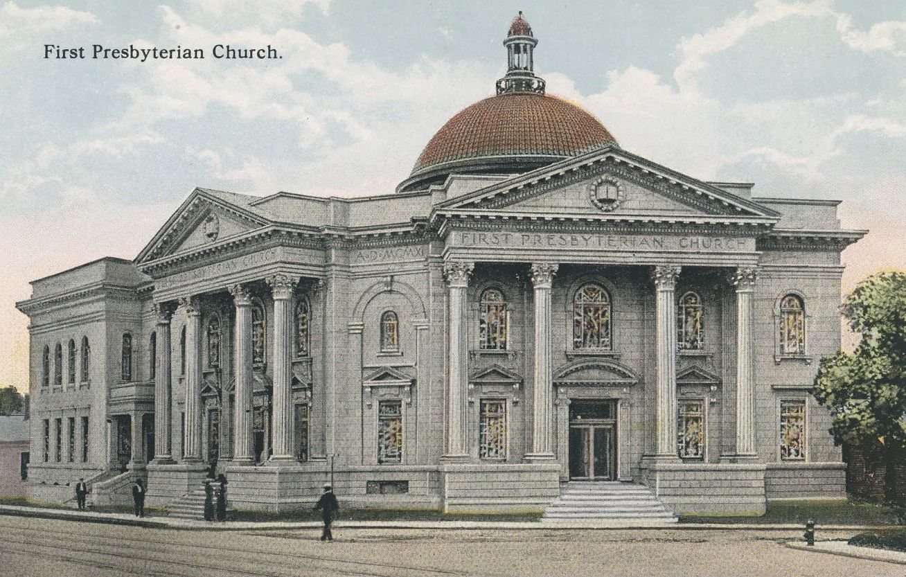 ‏first-presbyterian-church_ca-1916