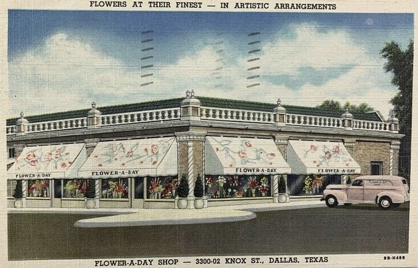 flower-a-day_knox-and-travis_postmarked-1950_ebay
