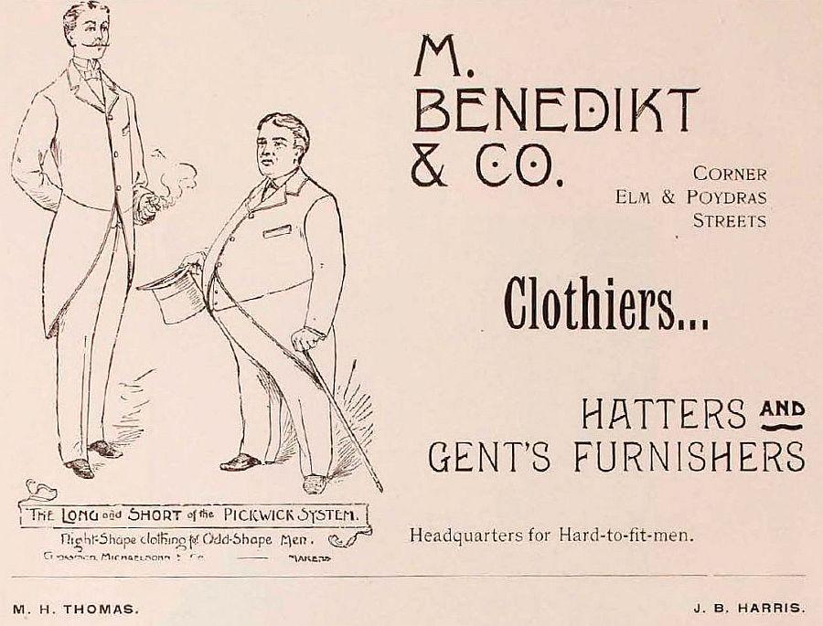 benedikt-clothiers_odd-shape-men_dallas-fire-dept-souvenir_1899_degolyer-lib_SMU