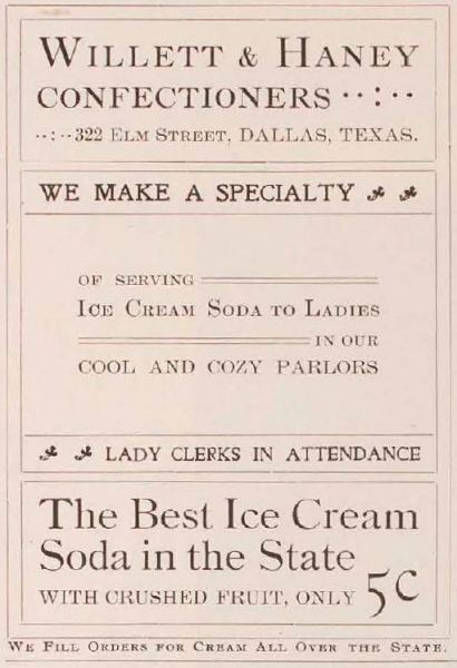willett-and-haney_ice-cream-parlor_dallas-fire-dept-souvenir_1899_degolyer-lib_SMU