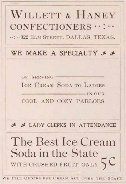 willett-and-haney_ice-cream-parlor_dallas-fire-dept-souvenir_1899_degolyer-lib_SMU