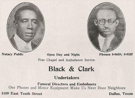 black-and-clark-undertakers_dallas-negro-directory_1930_portal