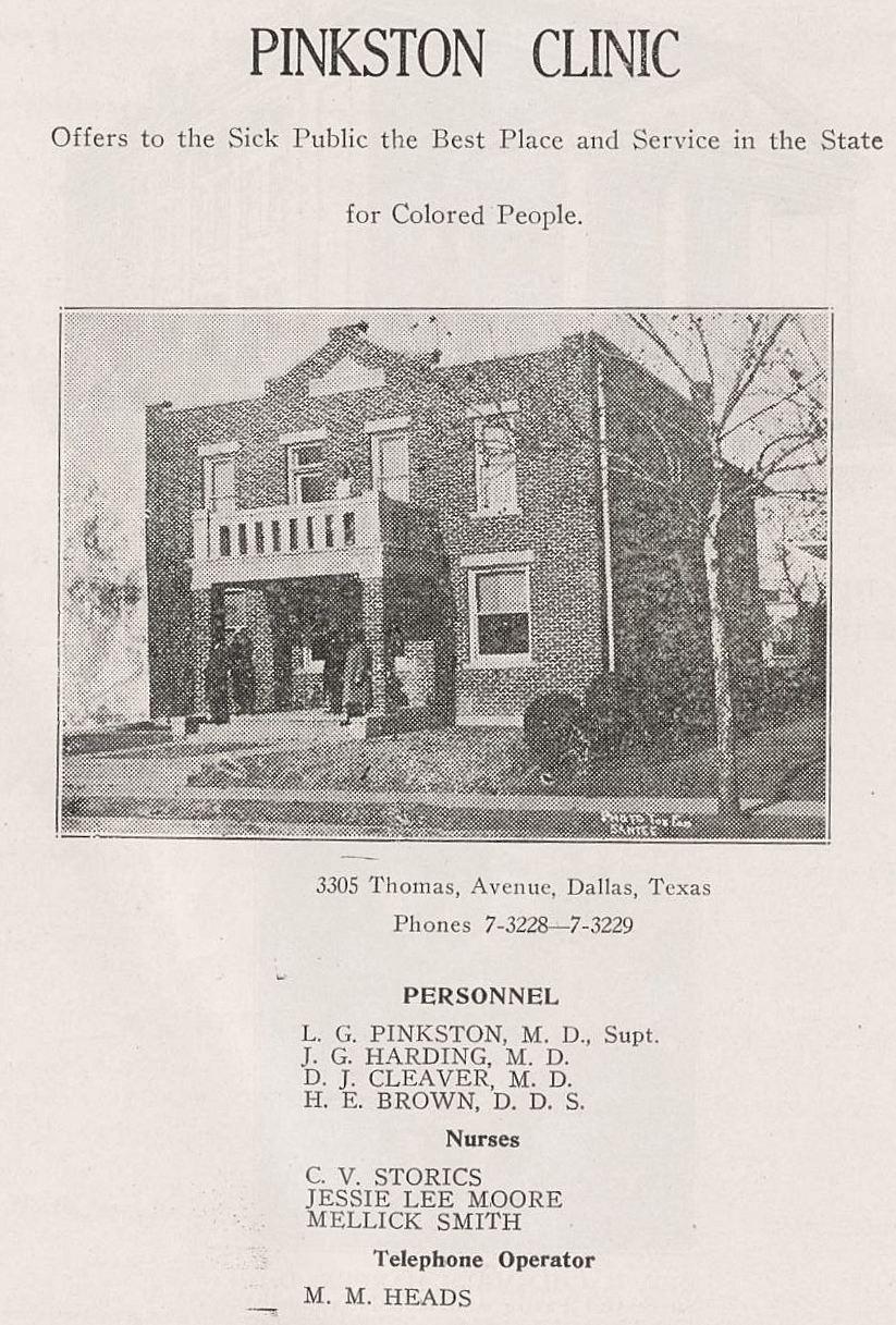 pinkston-clinic_dallas-negro-directory_1930_portal