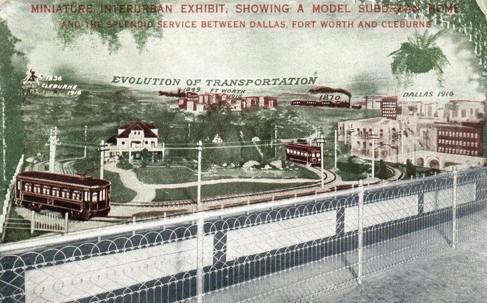 interurban_evolution-of-transportation_postcard_ca-1916_ebay