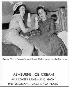 ashburns-ice-cream_HPHS-yrbk_1959