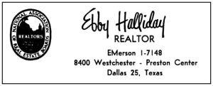 ebby-halliday_HPHS-yrbk_1959
