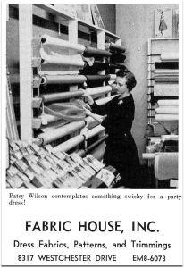 fabric-house_patsy-wilson_HPHS-yrbk_1959