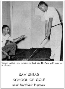 sam-snead-school-of-golf_HPHS-yrbk_1959