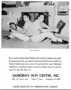 sanborns-hi-fi-center_HPHS-yrbk_1959