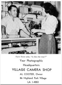 village-camera_cooters_HPHS-yrbk_1959
