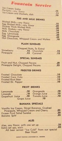 sivils-menu_1940s_ebay_a