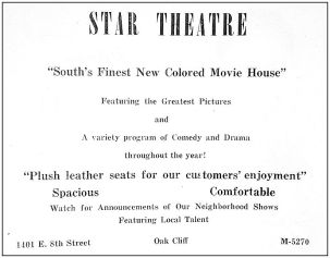 star-theatre_oak-cliff_negro-directory-1947-48_ad
