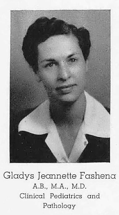 fashena-gladys_southwestern-med-college_1944-yrbk_professor_only-woman