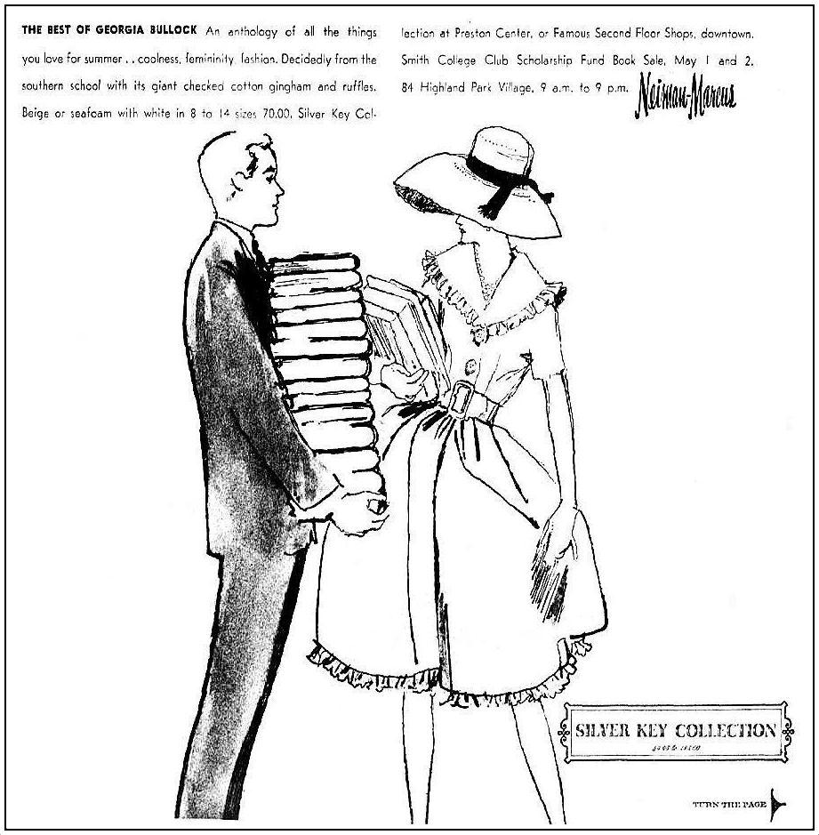 smith-college-book-sale_neiman-marcus-ad_042062