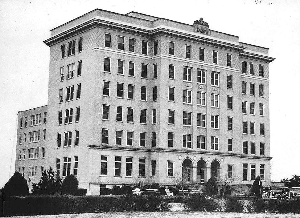 southwestern-medical-college_1944 yrbk_dallas-methodist-hospital