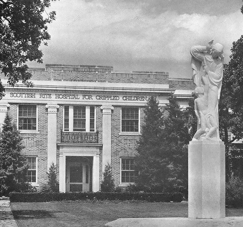 southwestern-medical-college_1944 yrbk_scottish-rite-hospital-for-crippled-children
