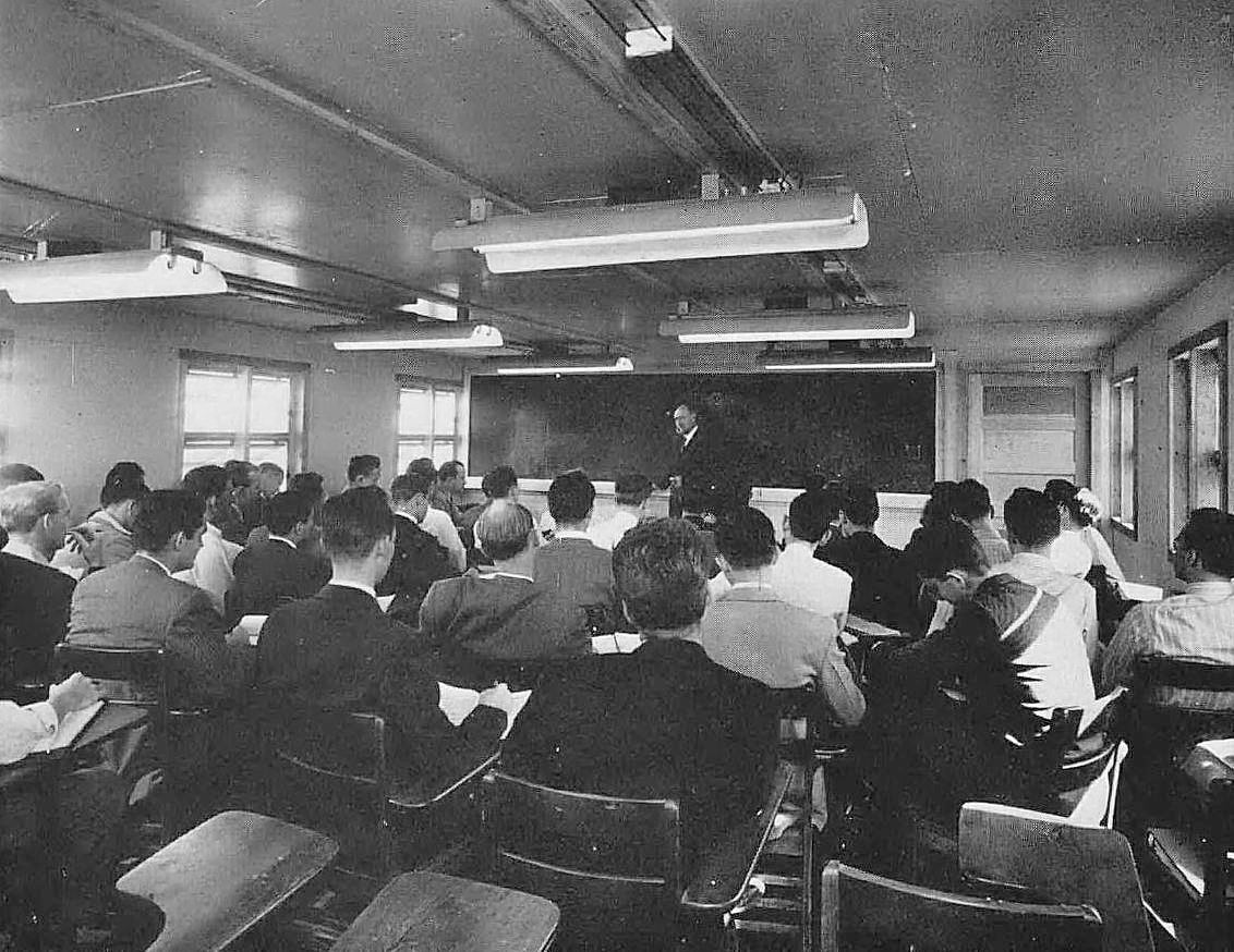 southwestern-medical-college_1944 yrbk_students_dr-george-t-caldwell_pathology