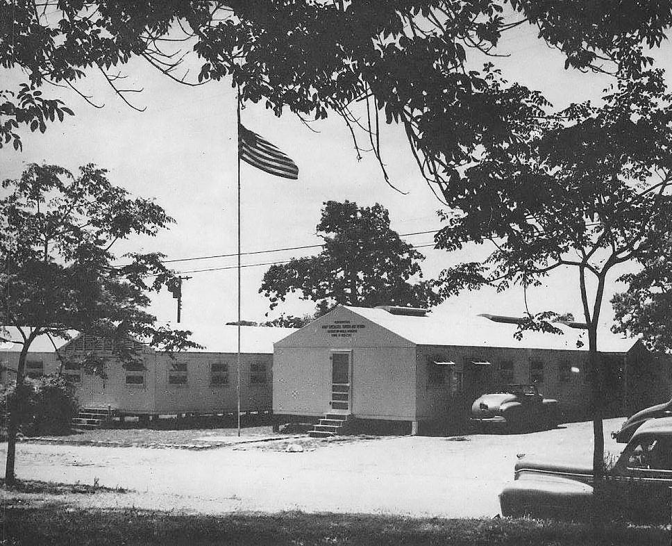 southwestern-medical-college_1944 yrbk_temp-bldg_1