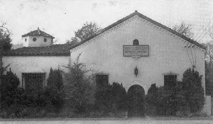 southwestern-medical-college_1944 yrbk_temp-bldg_2