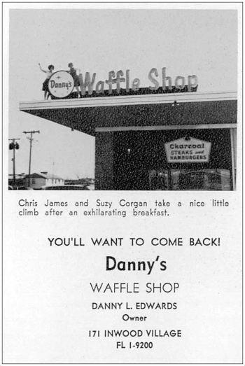 dannys-waffle-shop_HPHS-yrbk_1964