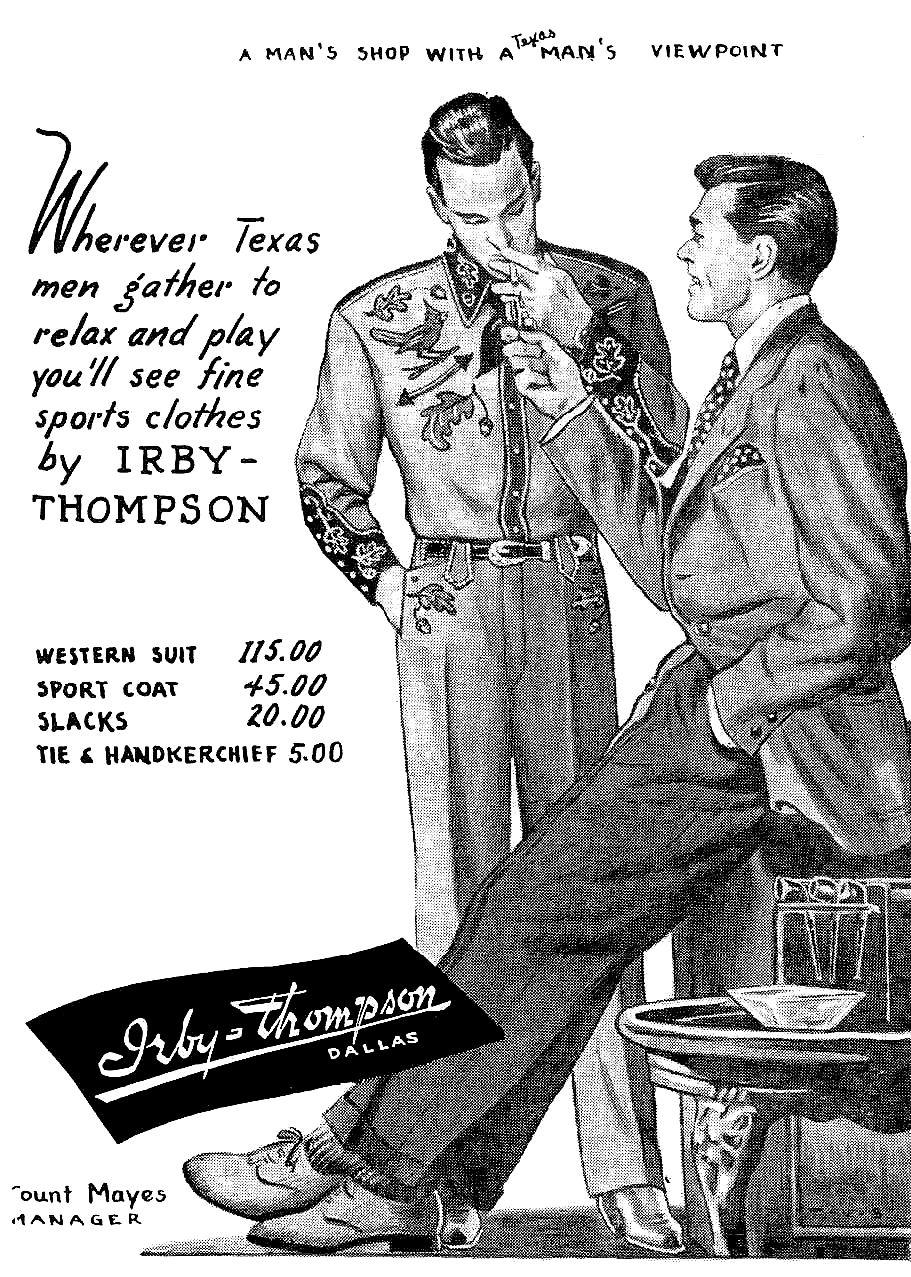 irby-thompson_western-wear_tx-country-day-school-yrbk-1945