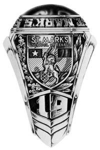 st-marks_1963-yrbk_class-ring