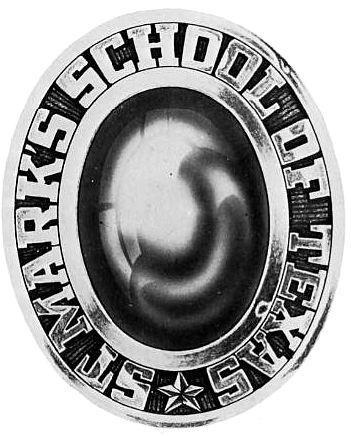 st-marks_1963-yrbk_class-ring_b