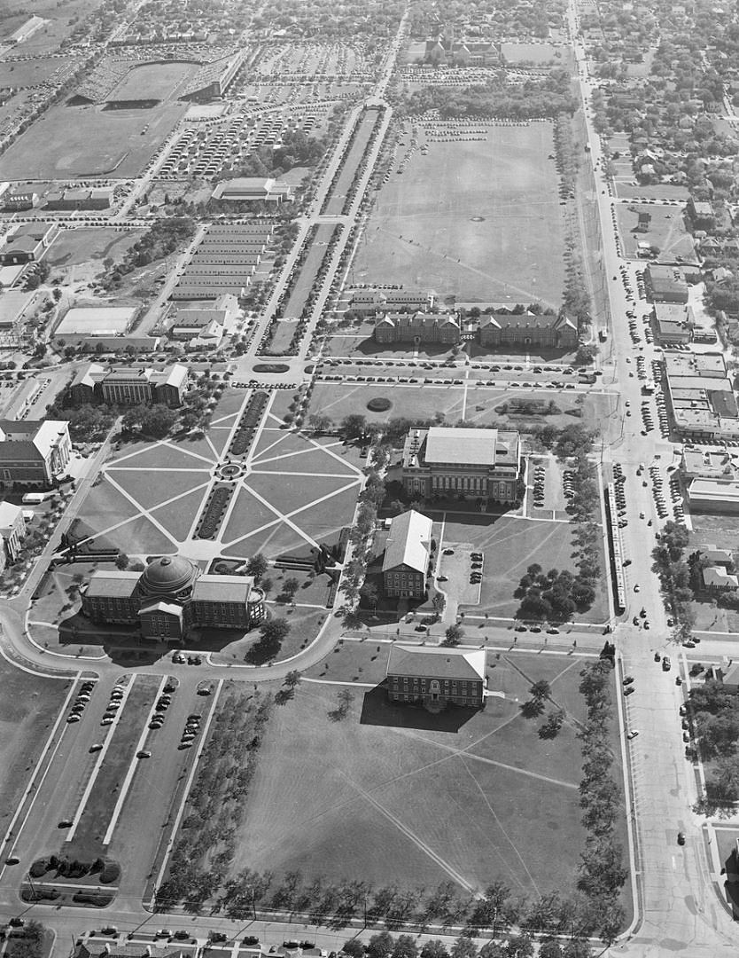 smu-campus_from-the-north_squire-haskins_UTA_nd