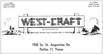 spruce-high-school_1964-yrbk_west-craft