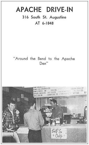spruce-high-school_1967-yrbk_apache-drive-in