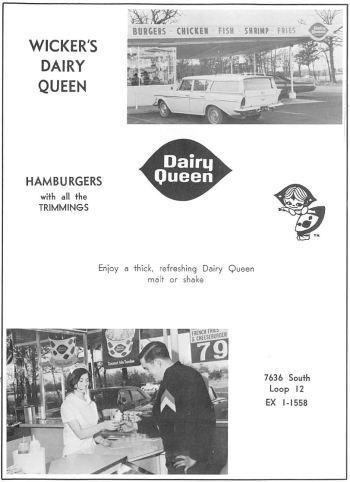 spruce-high-school_1967-yrbk_wickers-dairy-queen_full