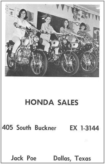spruce-high-school_1968-yrbk_honda