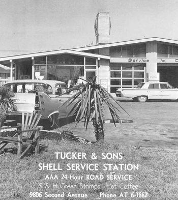 spruce-high-school_1968-yrbk_tucker-and-sons-shell-station