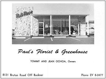 spruce-high-school_1969-yrbk_pauls-florist